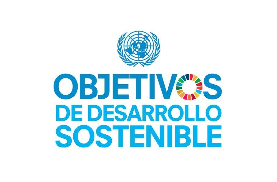 Logotipo Objetivos de desarrollo sostenible