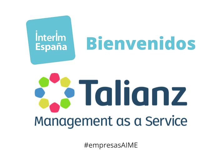 Bienvenida Asociación Interim Management España