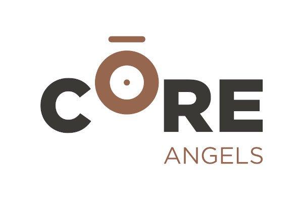 Logotipo de COREangels, empresa colaboradora y alianzas estratégicas