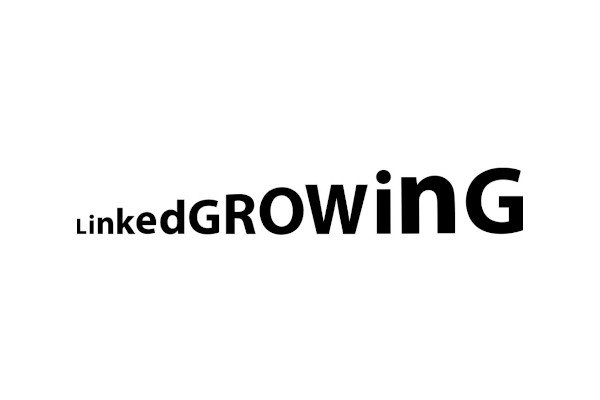 Logotipo de LinkedGrowing, empresa colaboradora y alianzas estratégicas