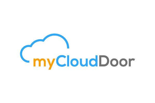 Logotipo de MyCloudDoor, empresa colaboradora y alianzas estratégicas
