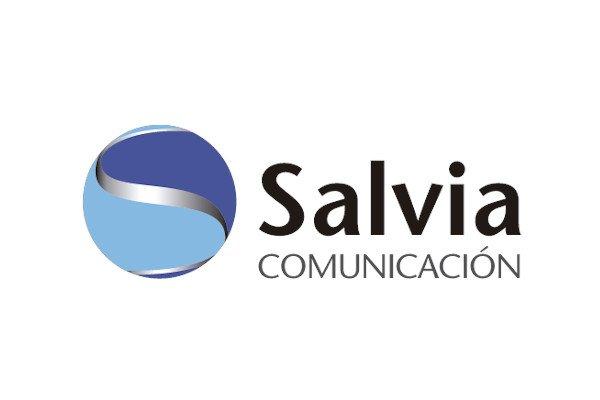 Logotipo Salvia Comunicación, empresa colaboradora y alianzas estratégicas