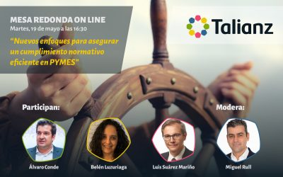 Nuevos enfoques para asegurar el cumplimiento normativo, mesa redonda online Talianz
