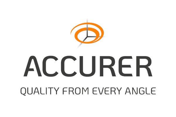 Logotipo de Accurer, cliente de Talianz