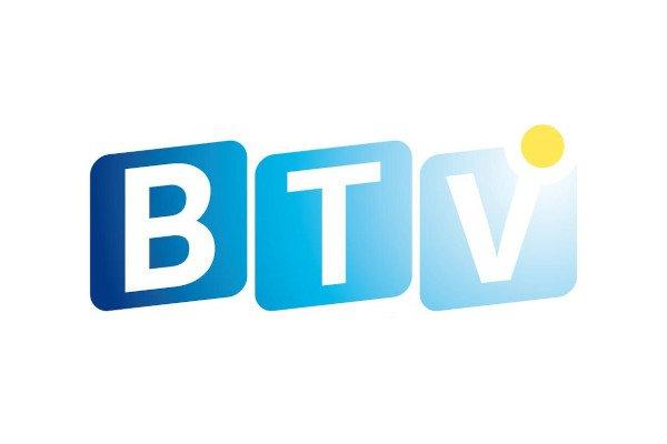 Logotipo de BTV, cliente de Talianz