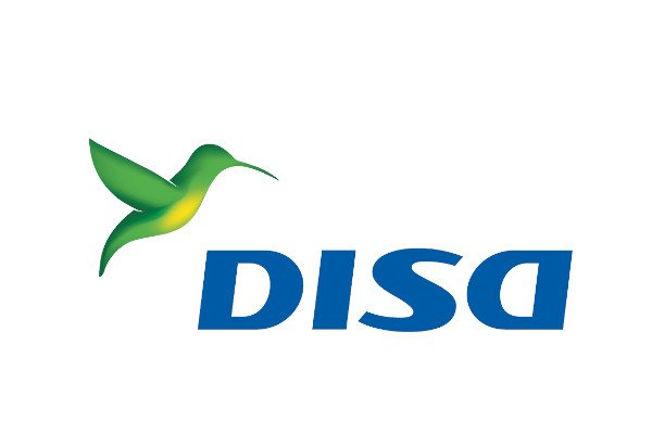 Logotipo de DISA, cliente de Talianz