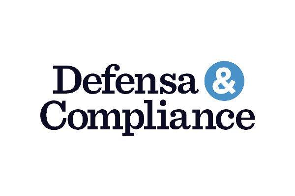 Logotipo de Defensa&Compliance, cliente de Talianz