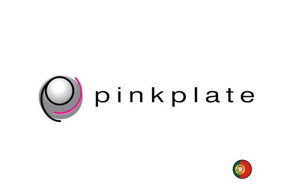 Logotipo de Pinkplate, cliente de Talianz