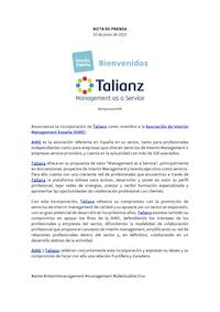Asociación Interim Management España